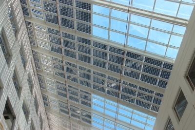 1500 sqm of Romag BIPV installed on BREEAM-certified renovation project in the Netherlands