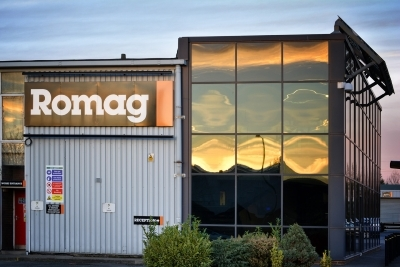 Romag production line strengthened with £1m investment