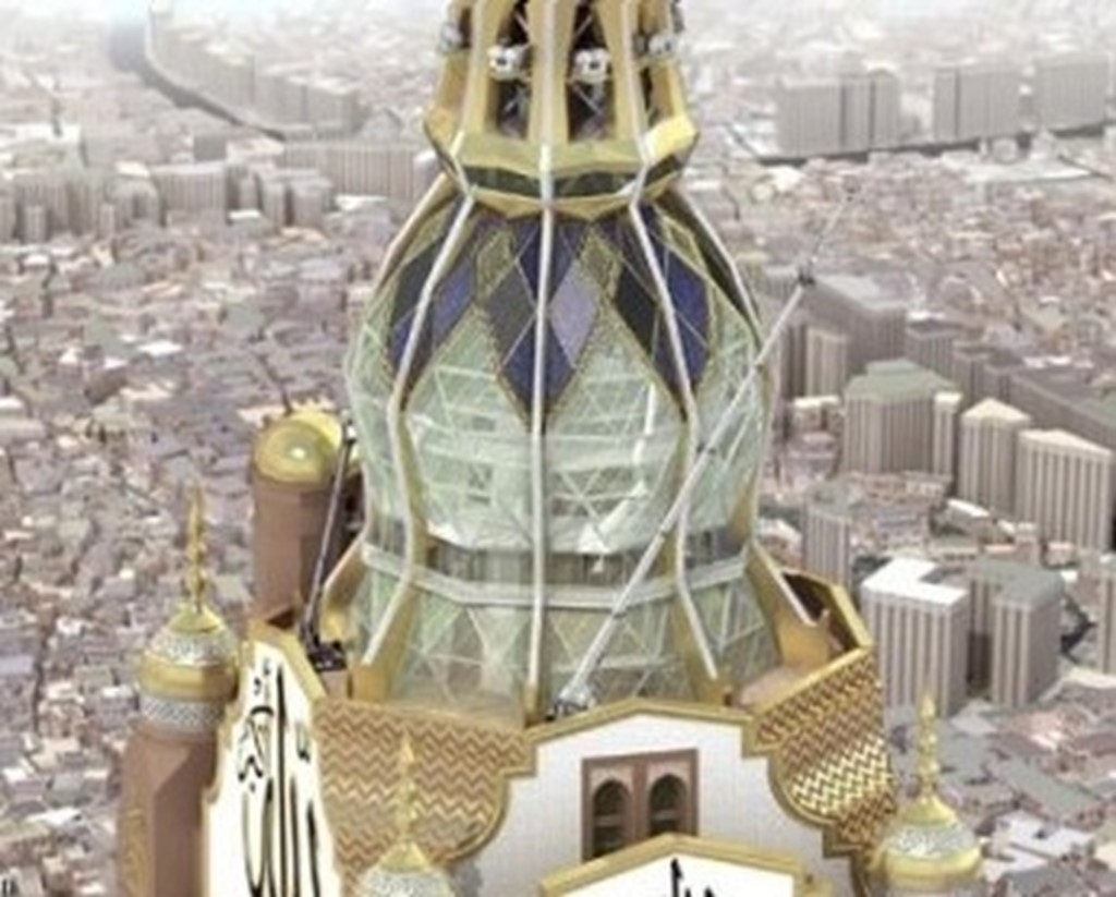 Makkah Royal Clock Tower Projects Romag Excellence