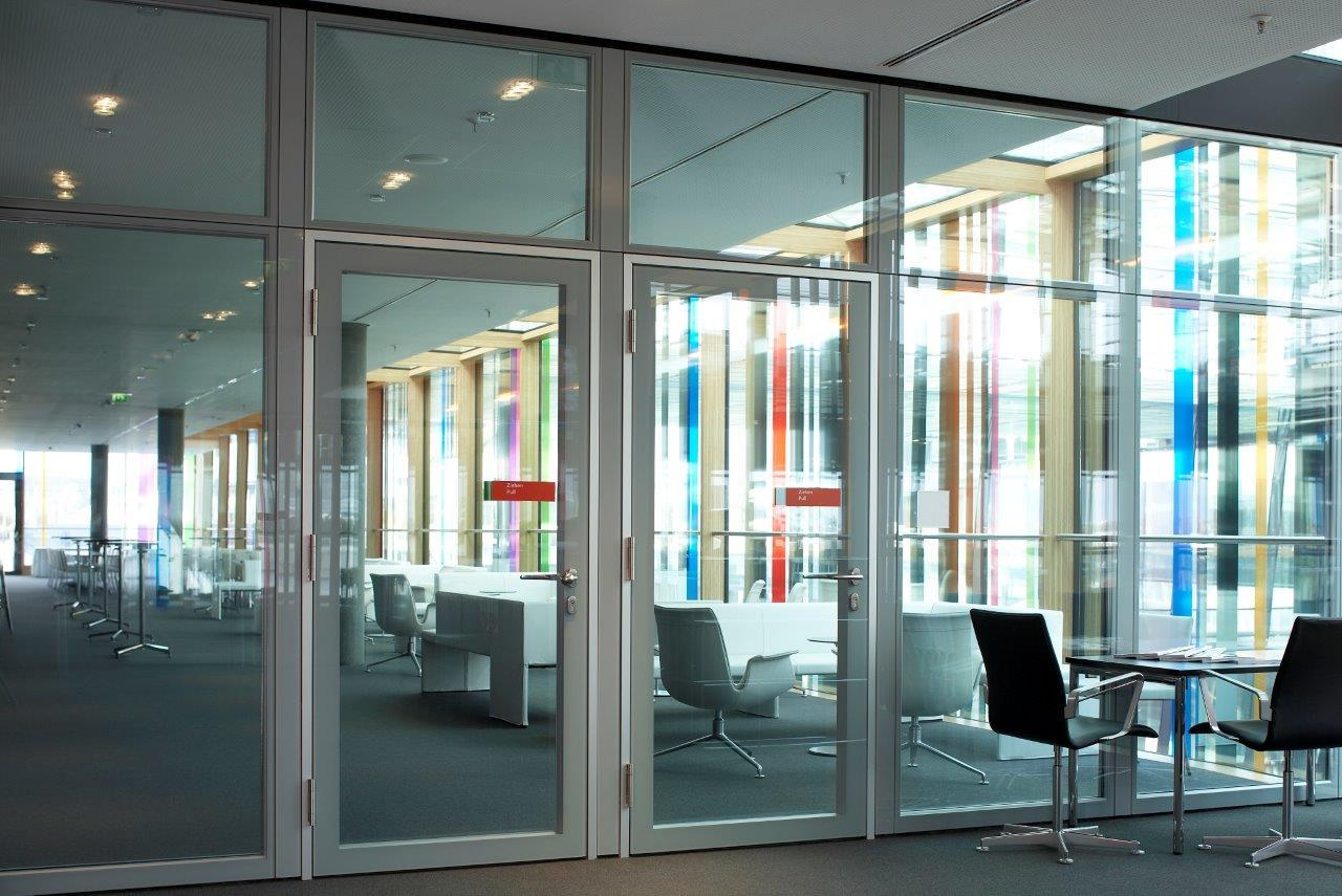 Fire Resistant Glass - Offices 2