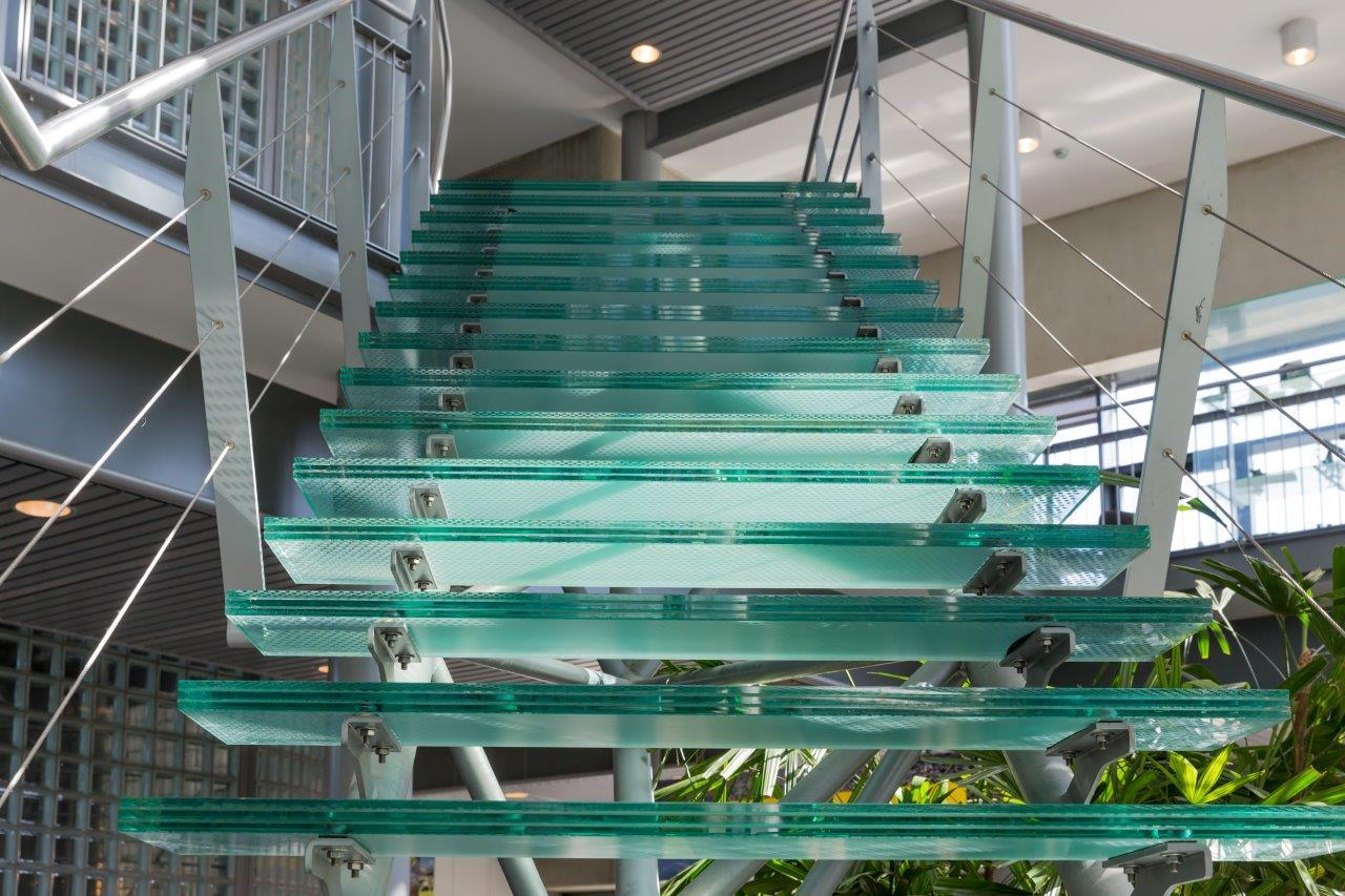 Structural Glass - Stairs