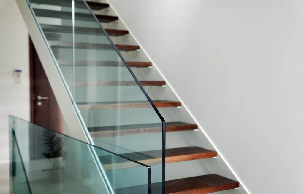 Toughened Glass - Stairs